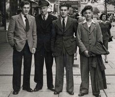 1930s mens fashion