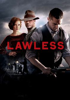 Lawless is a film based on true story of moonshiners from the 1940s in Virginia. From historical point of view, this really presents the Americana of the era. I was pleasantly surprised at the quality of the cast and the script. I was not really impressed with  Shia LaBeouf in the past but he really delivers in this film. Well done.