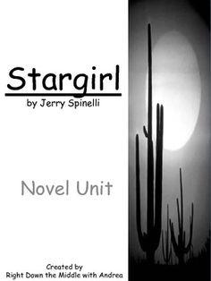 Stargirl Worksheets