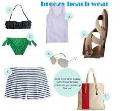 Breezy Beach Wear