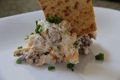 Mix and Match Mama: Loaded Baked Potato Dip