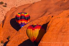 Red Rocks near Gallup, NM | ... Red Rock Balloon Rally, Red Rock State Park, near Gallup, New Mexico - my home town. The Rocks are huge and especially beautiful at sunrise or sunset.