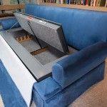 Secret Gun Safe in Couch