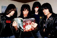 The Ramones 1980 ramon 1980