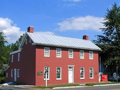 Underground railroad and Levi Coffin House