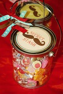 christmas gift ideas, teacher gifts, candi, gift jars, hershey kisses