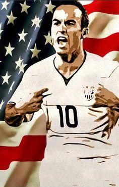 USA Men Soccer - Landon Donovan #10