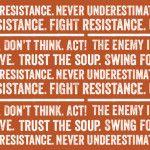 The art of self-discipline and battling resistance