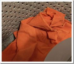 Dye drop cloth for drapes - use RIT Color remover first