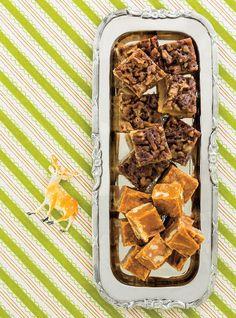 Fudge au caramel et aux noix Recettes | Ricardo