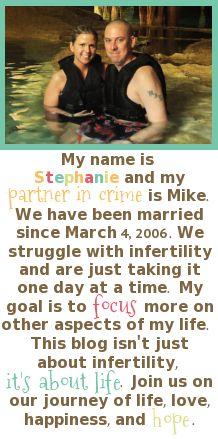 An #Infertility Blog