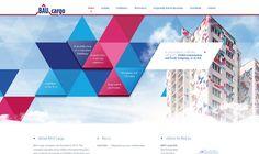 webdesign multicolor