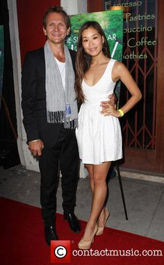 Congrats to Sebastian Roché (Jerry Jacks) and Alicia Hannah on their engagement.