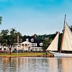 Inn at Perry Cabin - St. Michaels, Maryland