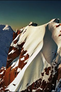 HIghest mountain in the Alps    Man and Nature
