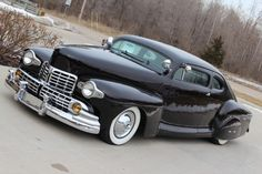 47 Lincoln Continental