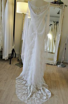 So not fair, part 2. From Once Upon a Time Wedding Dresses' facebook page