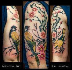 Deep Roots Tattoo and Piercing | Nick Hart Portfolio