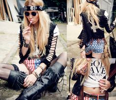 F*** what people think !  (by Lina Tesch) http://lookbook.nu/look/2225473-F-what-people-think