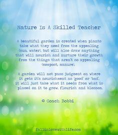 © Coach Bobbi www.fallinlovewithlife.com