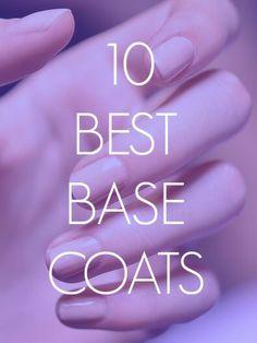 best base coat