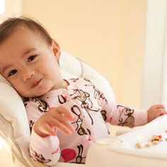 BabyZone: BabyZone: Finger Foods for Toddlers