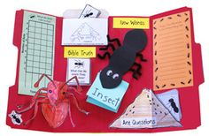 activities, experiments, Bible lesson, and lots of nice printables for an ant lapbook