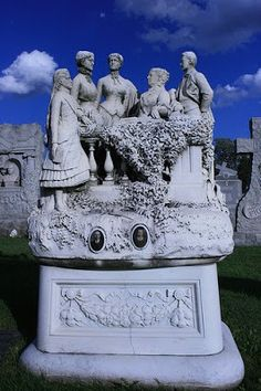 Mt. Carmel Cemetery, Chicago, Illinois