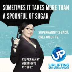 Watch #Supernanny on UP!