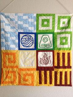 Avatar quilt
