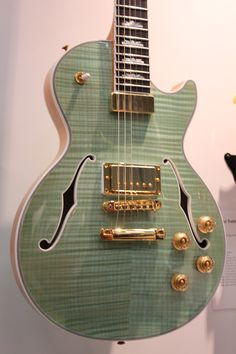 Beautiful Gibson Guitar NAMM 2014