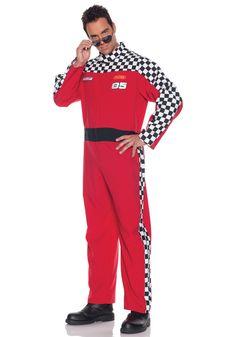 Speedway Racer Costume