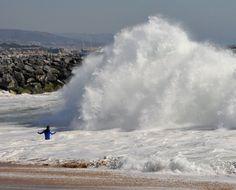 The Wedge - Newport Beach, California