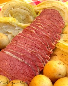 South Your Mouth: Corned Beef and Cabbage