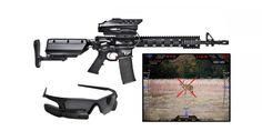 TrackingPoint PRECISION-GUIDED SEMI-AUTO 5.56 + FREE ShotGlass wearable - $7495