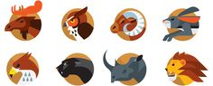 NIKE Animal Badges - Always With Honor