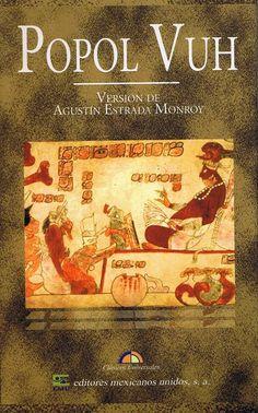 Libro Sagrado De Los Mayas (POPOL VUH)