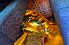 Wat Pho - The Biggest Temple and Home of the Largest Reclining Buddha in Thailand