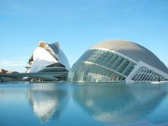 City of Arts & Sciences by Santiago Calatrava