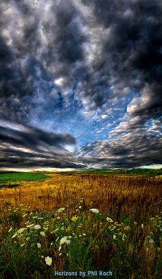 Sky High  by Phil~Koch, via Flickr