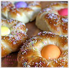 Italian EasterBread   #easter