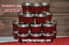 How To Make Strawberry Jam A Healthier Way With Honey