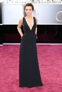 Samantha Barks, Oscars 2013 - Oscars 2013 - Red Carpet gallery