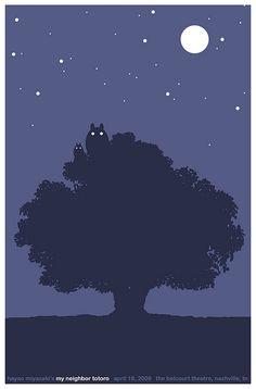 My Neighbor Totoro • love this