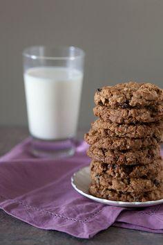 the ultimate oatmeal raisin cookie