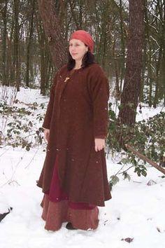 Viking Female Caftan