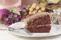 German chocolate cak
