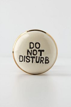 Do Not Disturb Doork