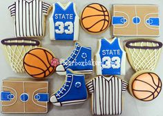 Flour Box Bakery — Basketball Madness Collection