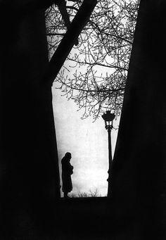 René Jacques Le square du Vert-Galant, Paris, 1937